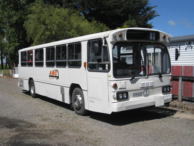 Jamieson Bus Tours